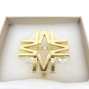 India Hicks Initial Legacy M Belt Buckle